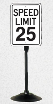 cost iron sign post 3