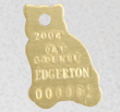 dog cat license tag 11