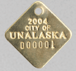 dog cat license tag 4