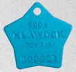 dog cat license tag 6