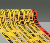 industrial barricade tapes