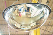 full dome mirror