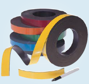 magnetic roll strips