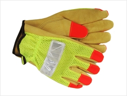 Grain Pigskin Safety Gloves