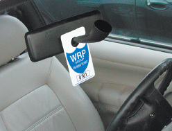 vehicle hang tags 7