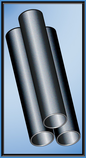 steel tubular posts